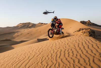 """Dakar 2021, tappa 3: doppietta di Price, """"persi"""" Barreda e Brabec"""