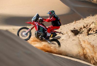 Dakar 2021, tappa 4: Price naviga nel buio, vince Barreda