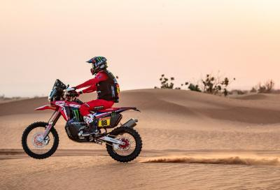 Dakar 2021, tappa 6: tris di Barreda, Price nuovo leader