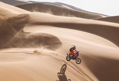 Dakar 2021, tappa 7: la costanza premia Brabec, Cornejo leader per 1