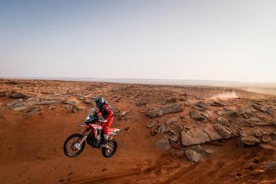 Dakar 2021, tappa 9: Price out, vittoria per K. Benavides