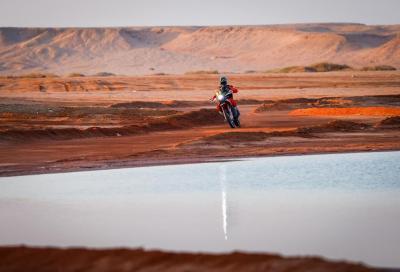 Dakar 2021, tappa 10: dominio Honda, trionfa Brabec