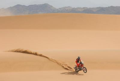 Brabec vince l'ultima tappa, Benavides la Dakar 2021