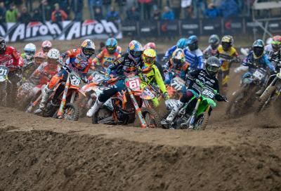 Eicma sponsor degli Internazionali d'Italia Motocross 2021