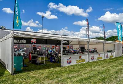 Jolly Racing ISDE 2021: assistenza e noleggio moto
