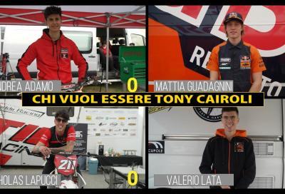 Quiz: Chi Vuol Essere Tony Cairoli
