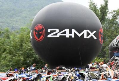24MX sponsor ufficiale della FIM ISDE 2021