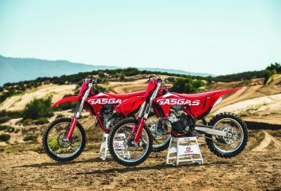 GASGAS amplia la gamma cross con le nuove MC 250 e MC 350F