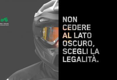 ANCMA avvia una campagna contro il mercato delle moto di origine illecita