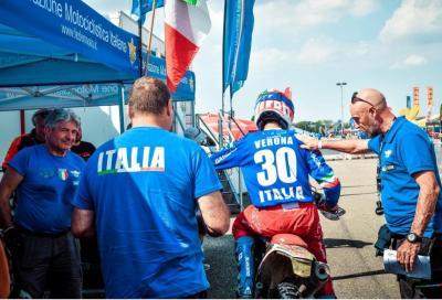 Six Days 2021: l'Italia al comando dopo il day 1