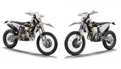 Nuove Husqvarna TE 300i e FE 350 Rockstar Edition