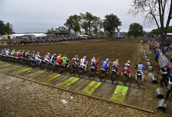 MXoN - Motocross of Nations 2021 al via nel week end: ecco le squadre
