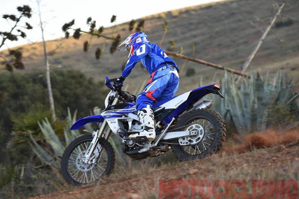 Yamaha, Off-Road, WR450F, WR450F 2005, мото, мотоциклы