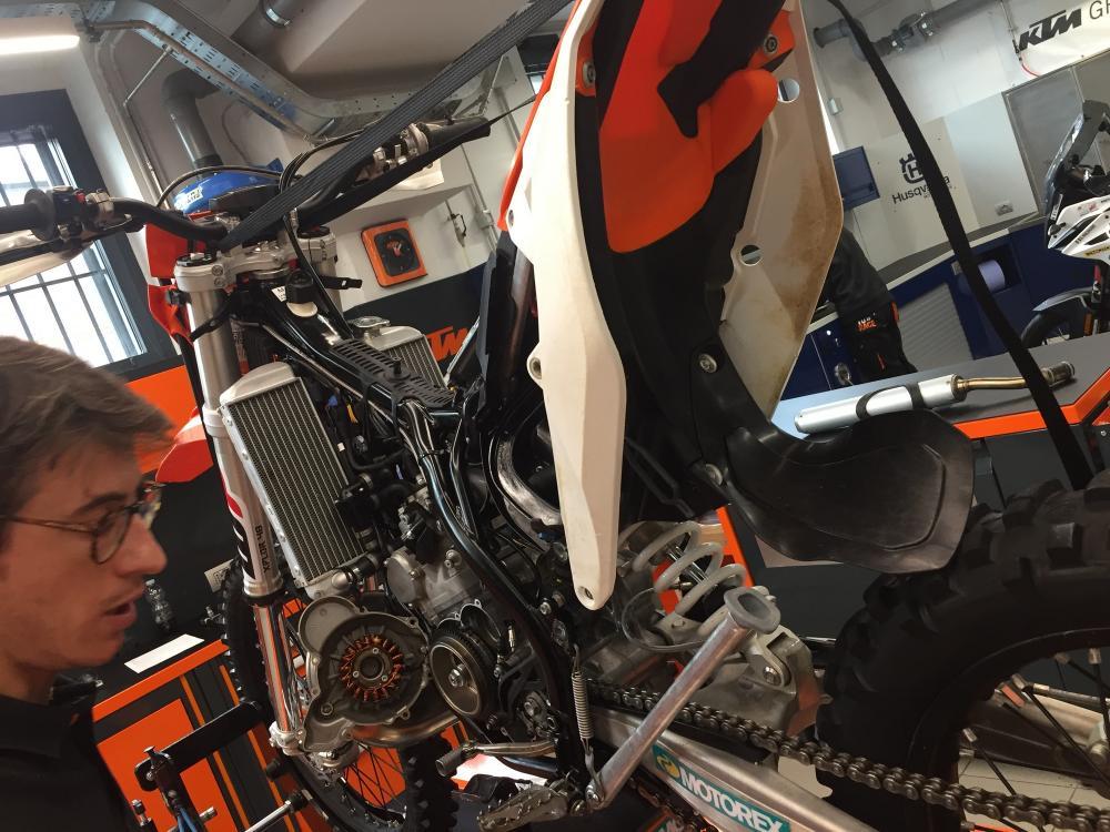 Long test KTM 300 EXC TPI