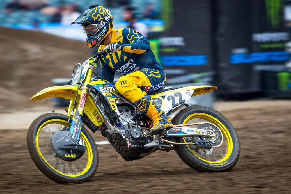 AMA Supercross 2019, Anaheim 1: Reed