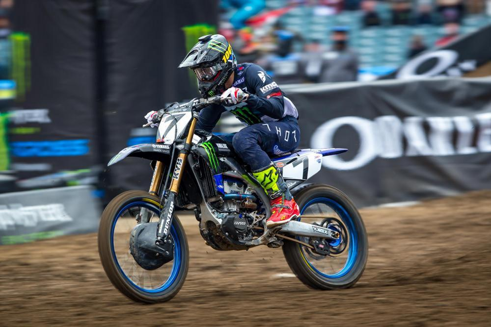 AMA Supercross 2019, Anaheim 1: Plessinger