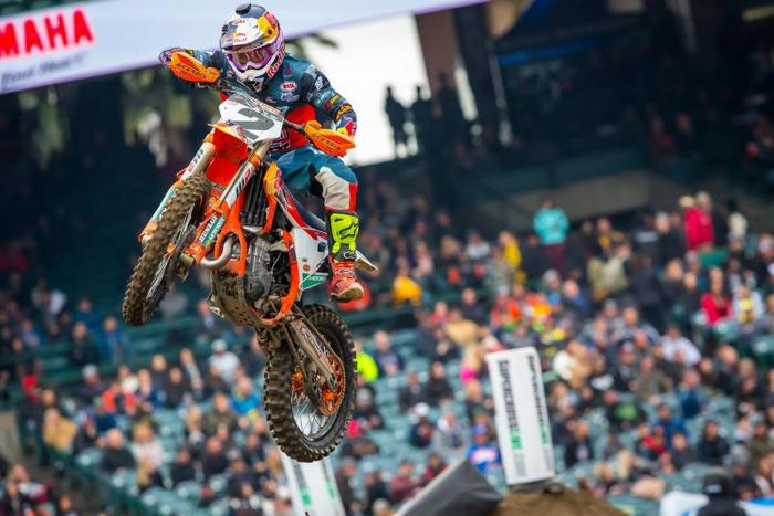 AMA Supercross 2019, Anaheim 1: Webb