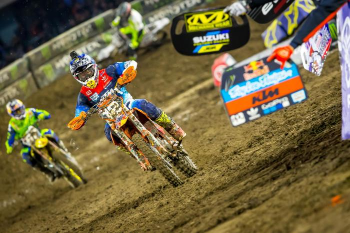 AMA Supercross 2019, Anaheim 1: McElrath